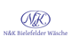 Logo: N&K Bielefelder Wsche