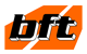 Logo: bft