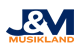 Logo: J&M Musikland