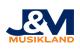 Logo: J&M Musikland
