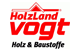 Logo: HolzLand Vogt