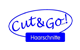 Logo: Cut and Go