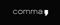 Logo: comma,