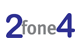 Logo: 2fone4 Kommunikation