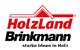 Logo: HolzLand Brinkmann