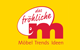Logo: das frhliche m