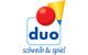 Logo: duo schreib & spiel - Büro Express Wiebke Heym