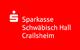 Sparkasse Schwäbisch Hall-Crailsheim Crailsheim Gaildorfer Str. 80 in 74564 Crailsheim - Filiale und Öffnungszeiten