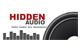Logo: HIDDEN AUDIO