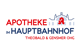 Logo: Apotheke im Hauptbahnhof