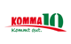 Logo: Komma10