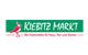 Logo: Kiebitzmarkt - Gerhard Rieken KG - Ihre Kiebitzmärkte in Hohenkirchen & Sillenstede