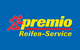 Logo: Premio Reifen + Autoservice