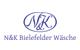 Logo: N&K Bielefelder Wäsche