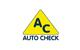 Logo: AC AUTO CHECK