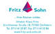 Logo: Fritz & Sohn Inh. Klaus Fritz