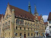 Ulm, Shopping, Einkaufen, Ulmer Münster, Neu-Ulm, Doppelzentrum